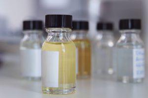 Liquid Test Sample