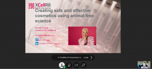 MSc Cosmetic Science webinar