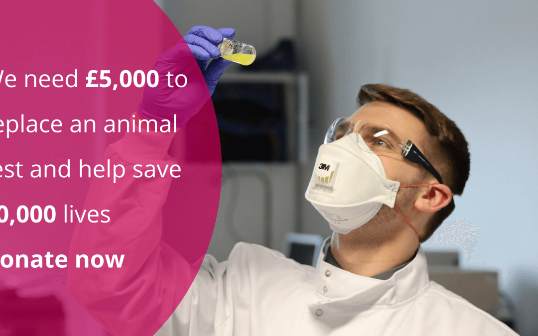 XCellR8 launch Crowdfunder to help fund 100% animal-free acute toxicity project